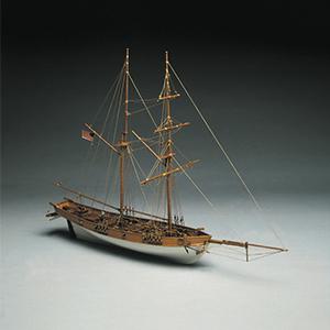 Maquette à Construire: Albatros US Coastguard Cutter - Mantua Models (771)