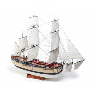 Maquette À Construire - H.M.S Endeavour - Billing Boats (B514)