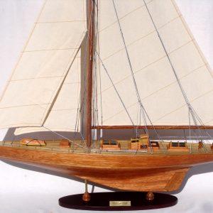 Maquette bateau - Endeavour Yacht - GN (YT0001W-60/YT0001P-60)