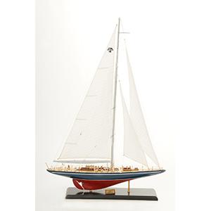 Maquette bateau - Endeavour Yacht (Gamme Supérieure)