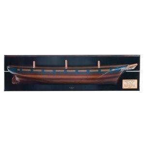 Maquettes de bateaux demi coque
