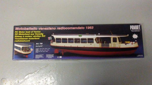 Maquette à construire - Ferry Venise - Panart (730)