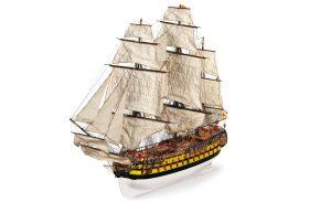 Maquette de Bateau modèle San Ildefonso - Occre (15004)
