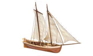 Le Bounty maquette en bois