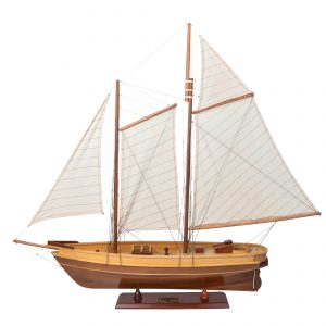 Maquette de yacht America (Gamme Standard) - Authentic Models (AS137)