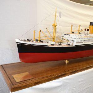 SS Corinthic Maquette de bateaux