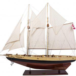 Bluenose II Maquette de bateau (Milieu de Gamme) – Authentic Models (AS138)
