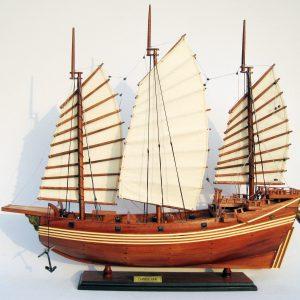 Jonque Chinoise Maquette de Bateau – GN (TS0027RW)