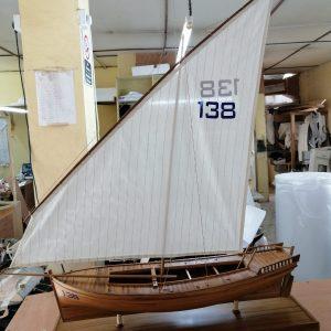 Maquette bateau - Boutre Arabe Petit et Moyen (Gamme Première )