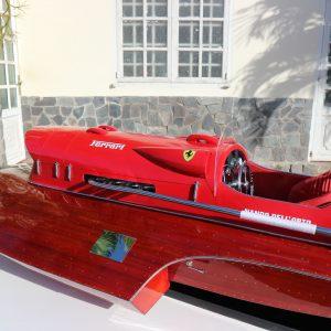 Ferrari Hydroplane XL Maquette de Bateaux – GN (SB0008P-200)