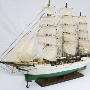 Maquette de bateau Danmark - GN (TS0018P - 70)