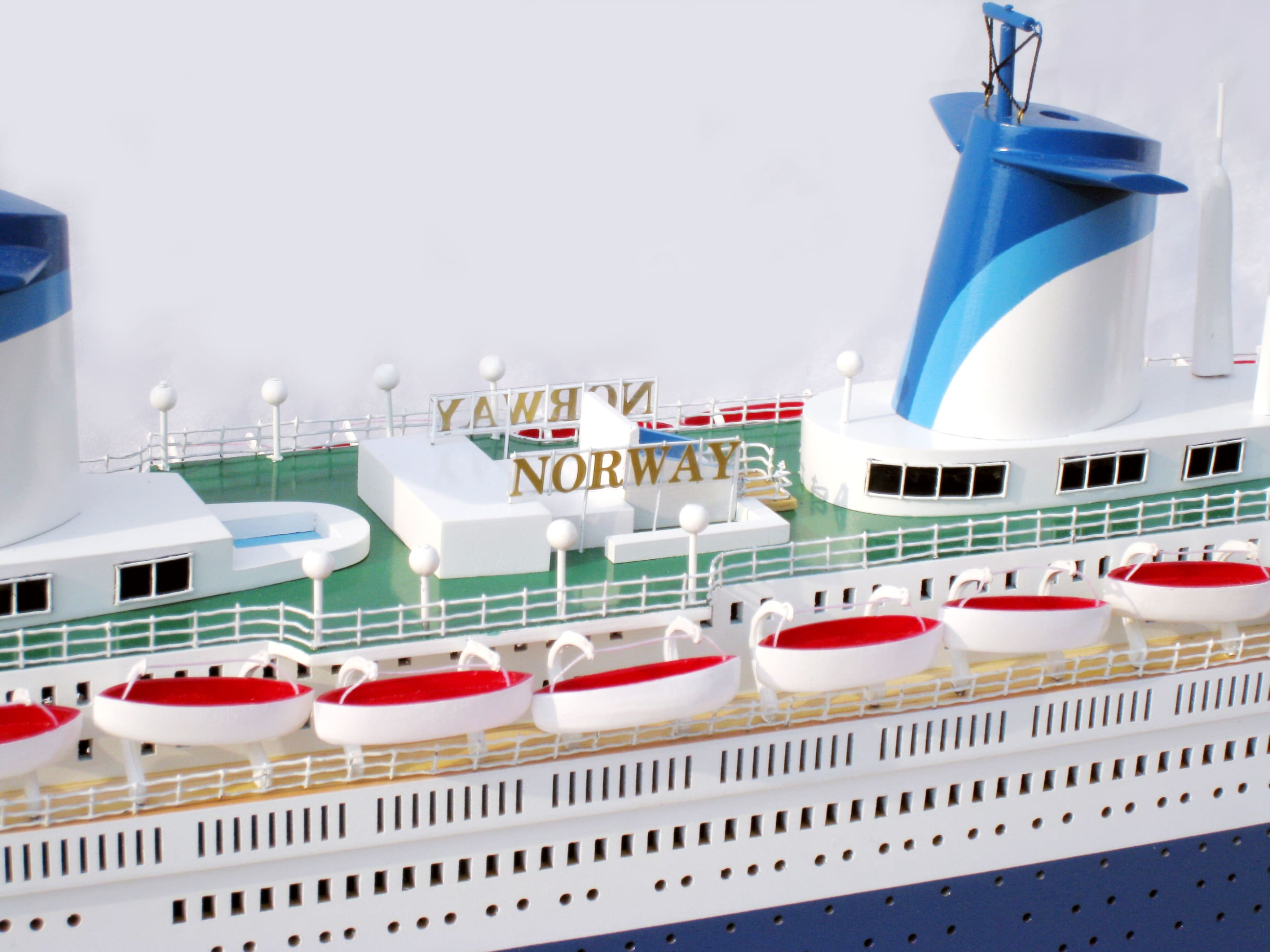 SS Norway (Édition Spéciale) - GN (CS0127PSE-100)
