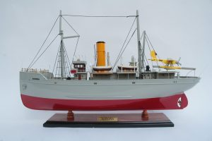 Maquette de bateau Aurora Tintin - GN (FB0043P)