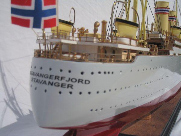 SS Stavangerfjord - GN (CS0044P)