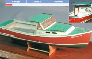 Red Baron Maquette à construire - BlueJacket (K1023)