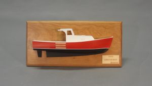 Lobster/Picnic Boat Demi-Coque - BlueJacket (K1103)