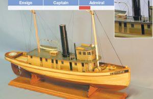 Seguin Maquette de Bateau à Construire - BlueJacket (KLW108)