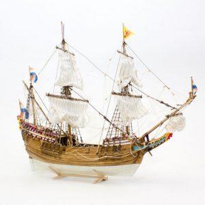 Duyfken (Noyer) Maquette à monter - Kolderstok (KOL2)