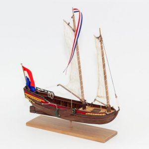 Speel-jaght Maquette à monter - Kolderstok (KOL8)