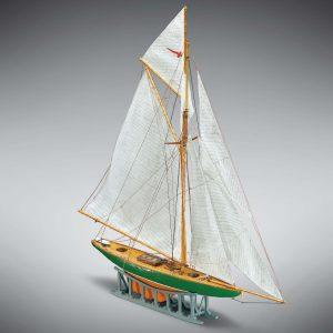 Shamrock Maquette de Yacht - Mini Mamoli (MM63)