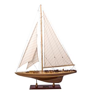 Endeavour Maquette de batteux -   (AS156)