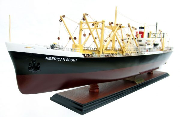 SS American Scout C2 WAT – GN (TK0063P)