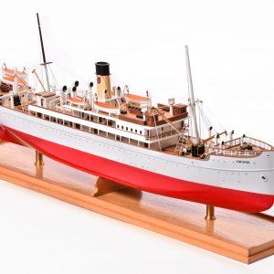 SS Vironia - Maquette de Bateaux